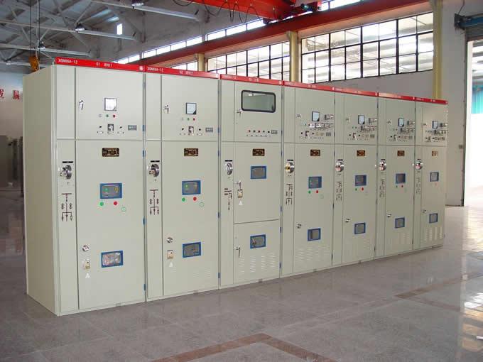 HXGN15-12高壓環網柜